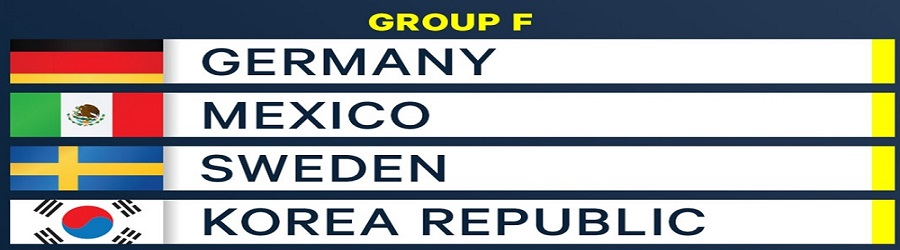 Fotbolls VM Grupp F