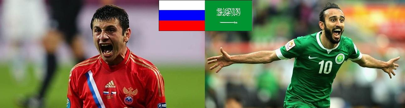 Ryssland Saudiarabien